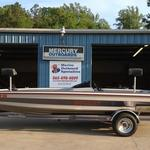 1987 Bullet Boat that we have done some work on. This boat looks like it just come off the showroom floor!