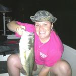 Shanea's first large mouth of the year 2012. We hope the rest of this year is just as nice!